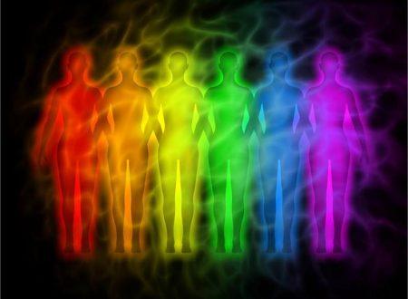 Come leggere le Aure e qual è il significato di ogni colore