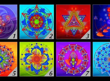 Scegli un ologramma e scopri quello che la  tua frequenza vibratoria sta cercando di dirti