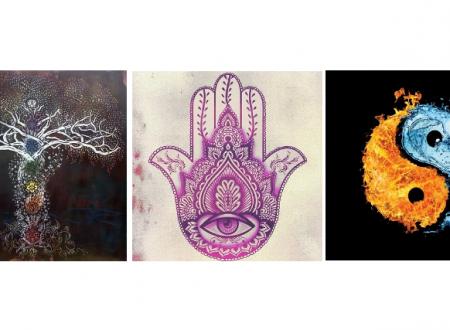Conosci il significato di questi 10 simboli spirituali?