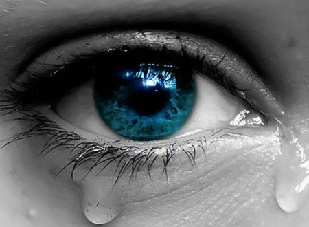 Non trattenere le lacrime, il pianto fa bene alla salute!