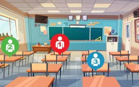 Su quale banco ti siederesti per fare un esame?